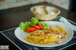 Dorucak omlet